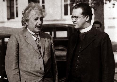 Einstein y Lemaitre