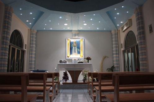 capilla de la madonna de giampilieri
