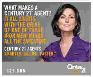 Century 21 Ad Campaign