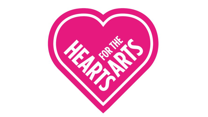 Hearts for the Arts - National Campaign For The Arts