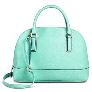 Womens Dome Satchel