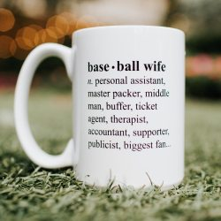 Small Crop Of Baseball Coffee Mug