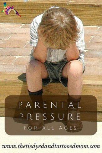 Parental Pressure