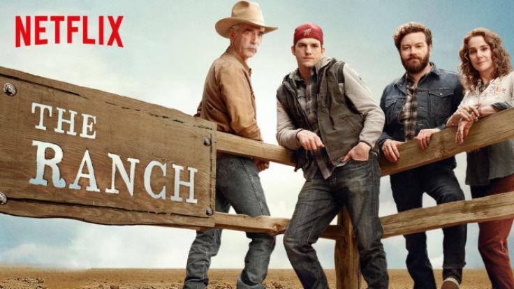 """""""The Ranch"""" ist ein sehr geheimer Geheimtipp, auf den man sich einlassen muss. Foto: Netflix"""