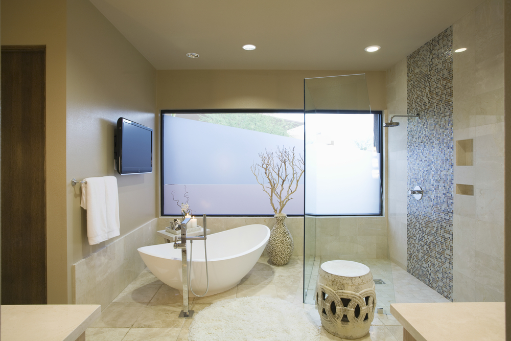 Offene Dusche Glaswand Top 5 Bathroom Design Trends Of 2015