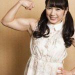才木玲佳(さいきれいか)は筋肉が凄いけどカップやグラビア水着画像などは?