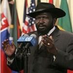 Salva Kiir Mayardit, South Sudan