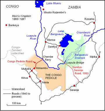List of Top 10 Rivers in Africa - Fortune of Africa ...