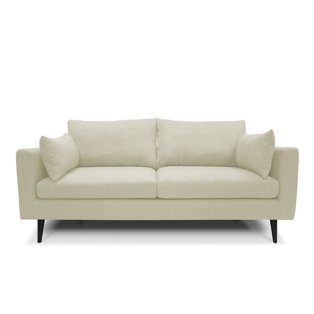 Benz Couch Benz 2 5 Seater Sofa Cream