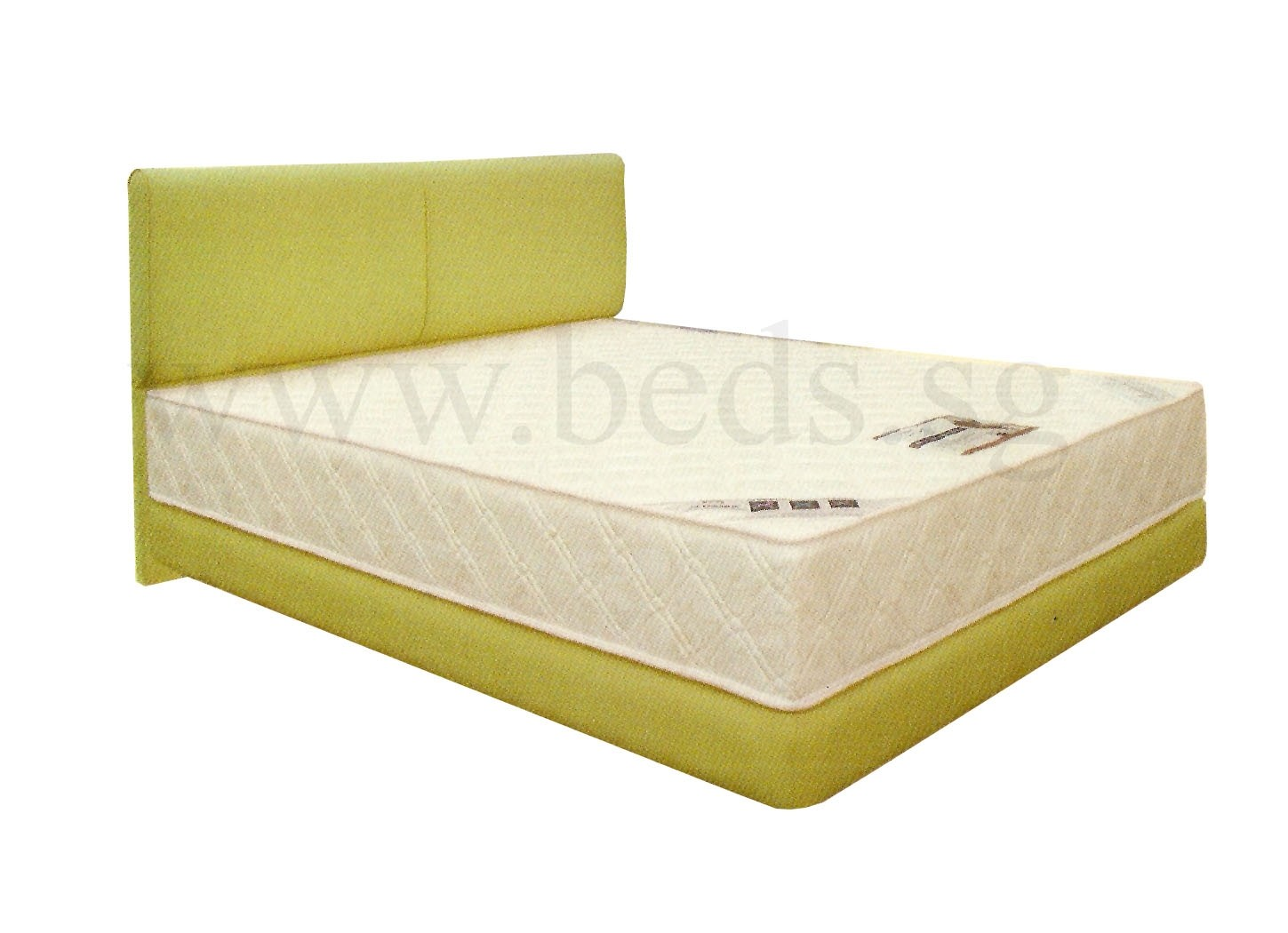 Mattress King 1 Stock Offer Maxcoil United Back Master Mattress King 9inch In286328