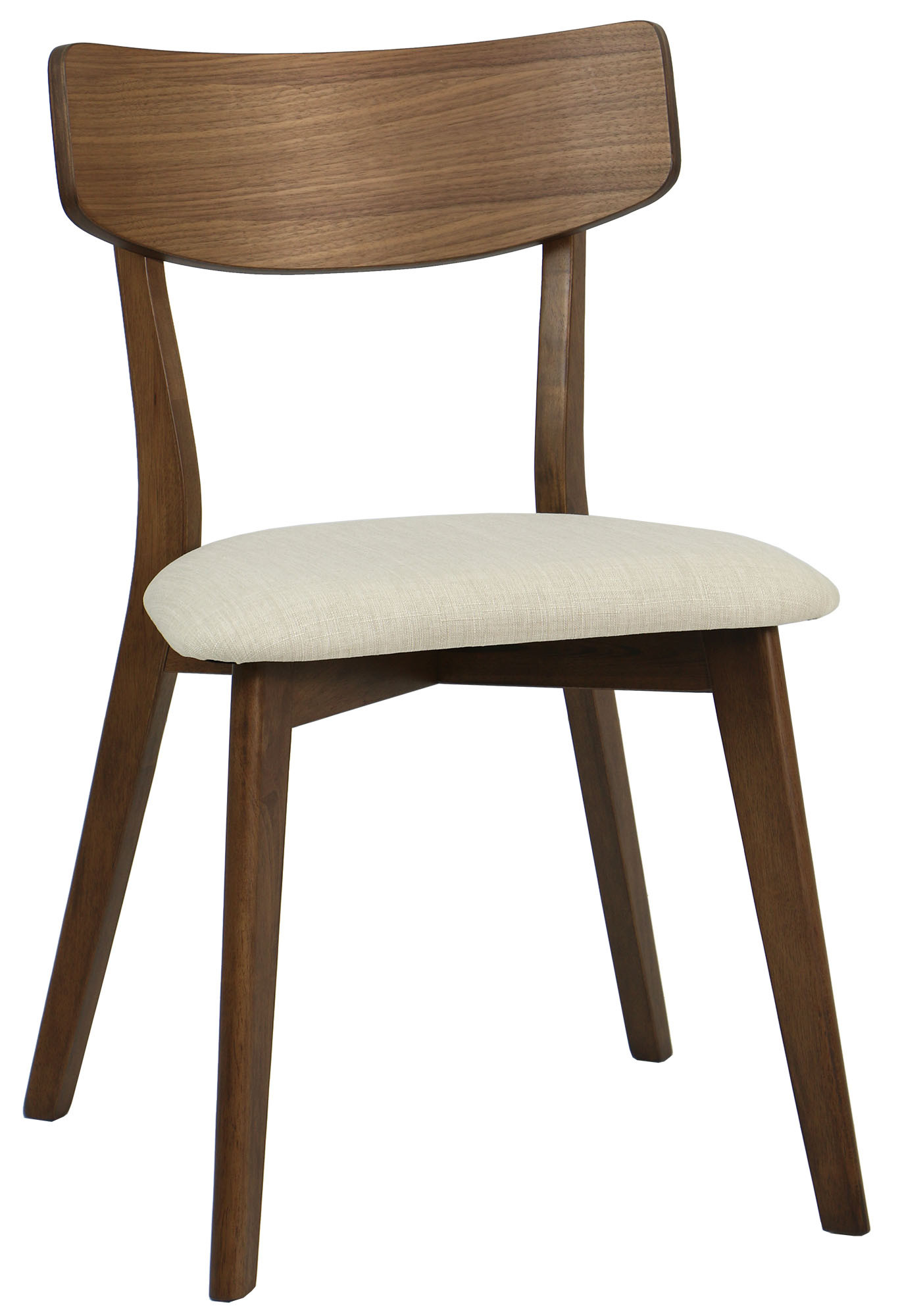 Chair Price Deluxe Dining Chair Walnut