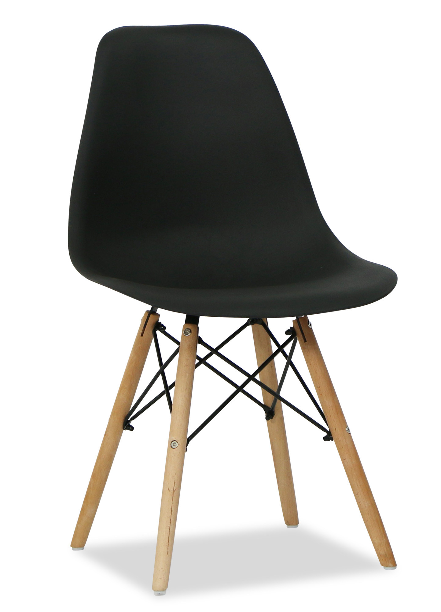 Designer Indoor Chairs Eames Black Replica Designer Chair Dining Chairs