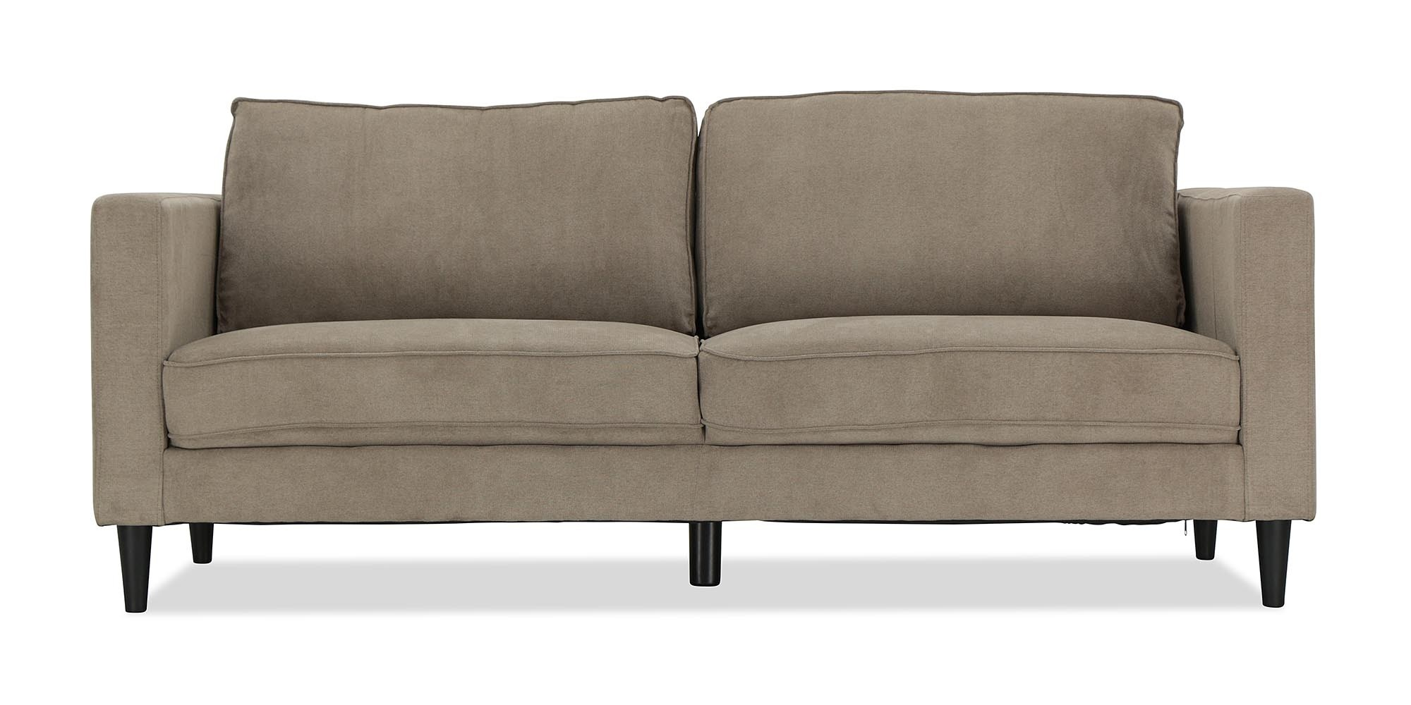 Sofa Taupe Fabian 3 Seater Sofa Taupe Furniture And Home Décor
