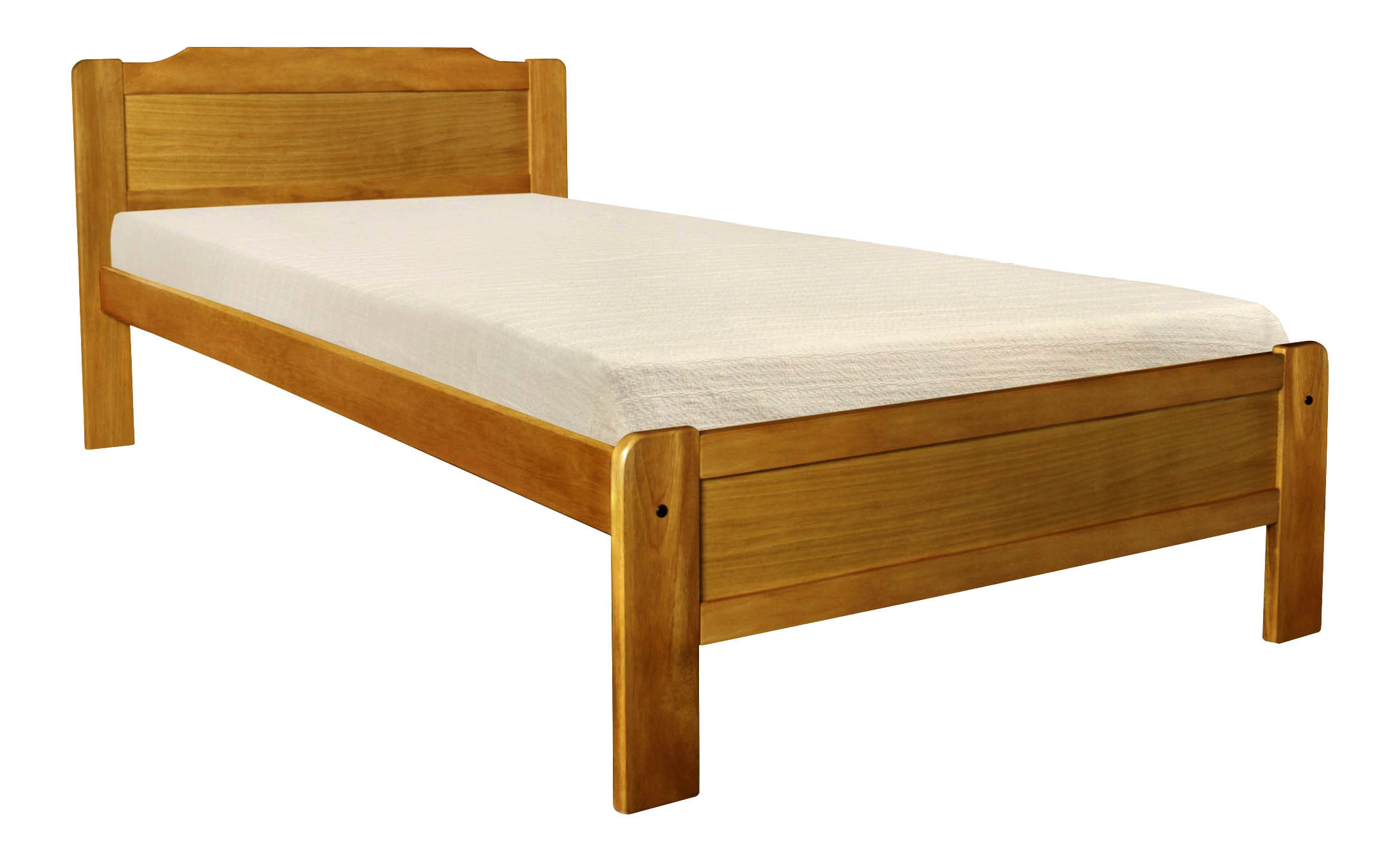 Cheap Wooden Bed Frames Solna Wooden Bed Frame In Single Sized