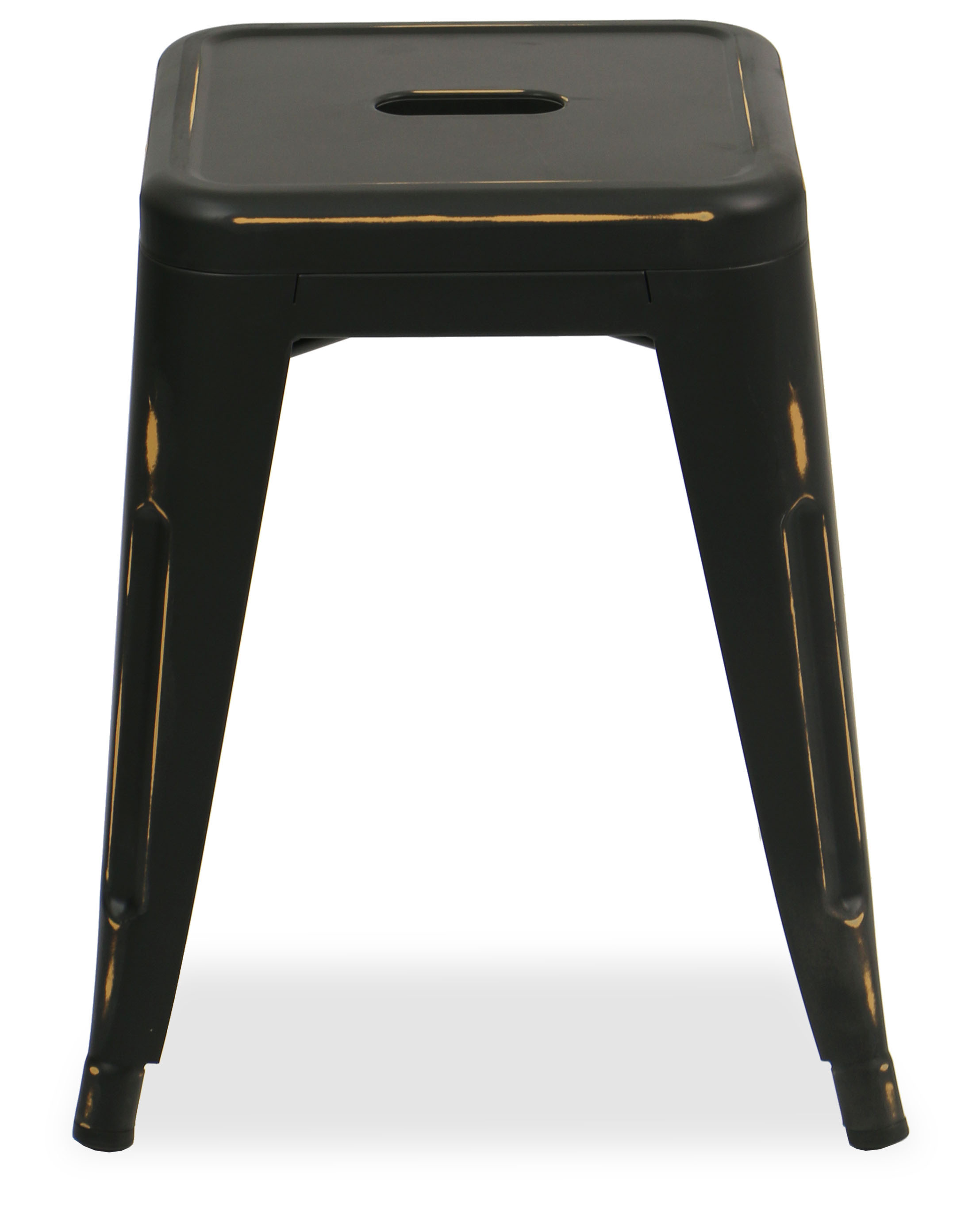 Living Room Stools Uk Retro Metal Dining Stool Antique Black Designer Chairs