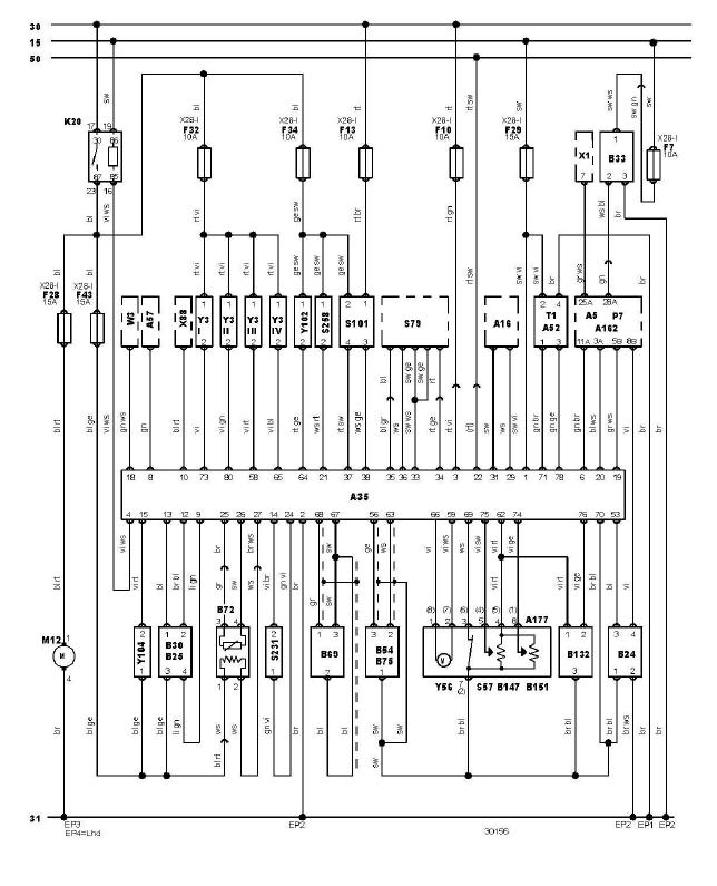 alfa romeo schema moteur scenic 1
