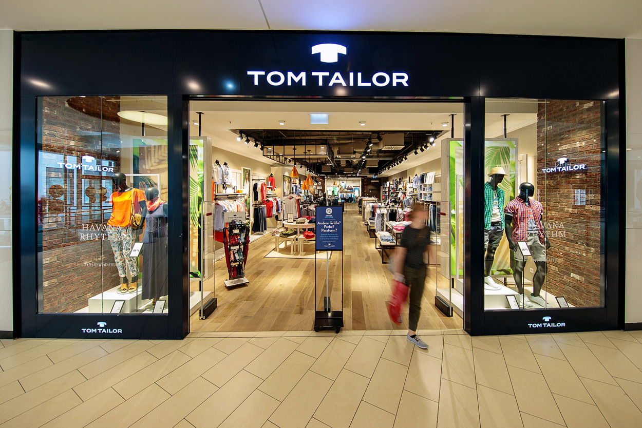 Www Tom Tailor Tom Tailor Im Forum Hanau