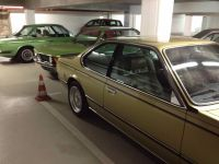 Feuchtigkeit in der Tiefgarage? - BMW-E24-Forum