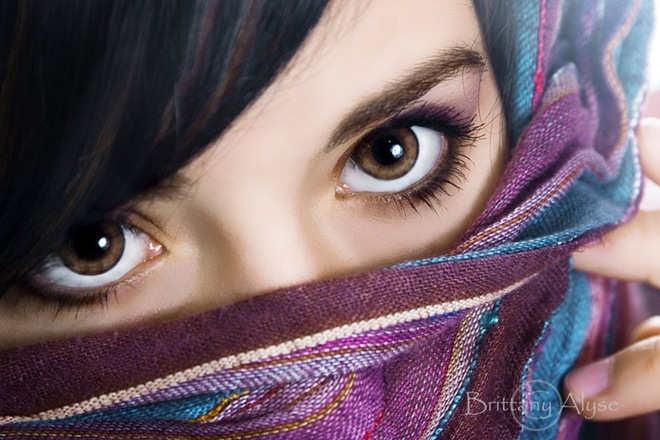 Beautiful Muslim Girl Hd Wallpaper اجمل عيون في الكون بالصور عيون جميلة روعة مدهشة