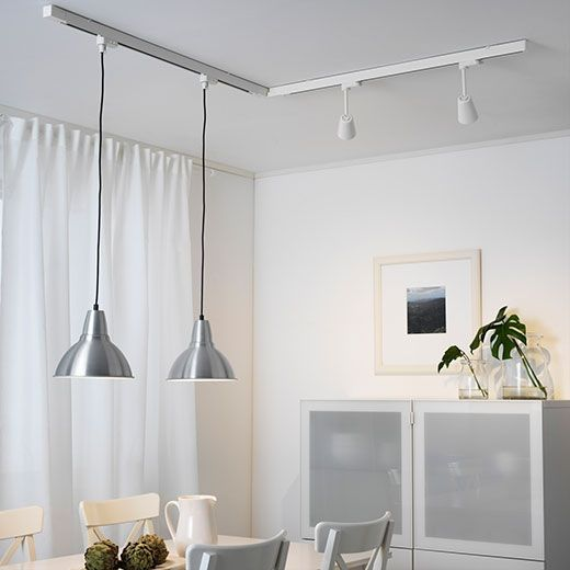 Deckenlampe Versetzen How-to: A Heterogeneous Smart Home With Ikea Skeninge Rail