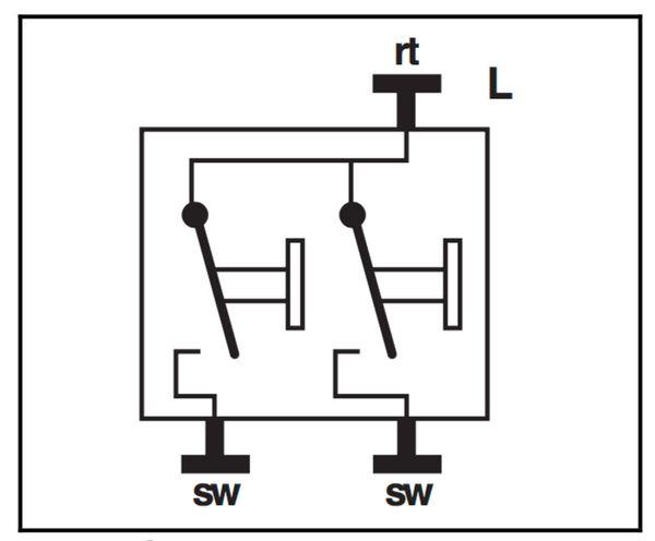 2 way switch fibaro