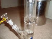 Blue Dot Glass And Zong Bongs - Bongs, Bubblers, Water Pipes