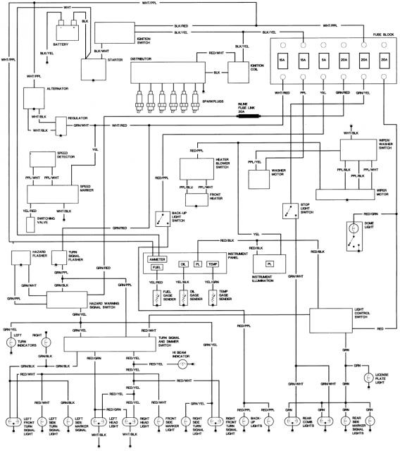 gm steering column to 71 fj40 wiring