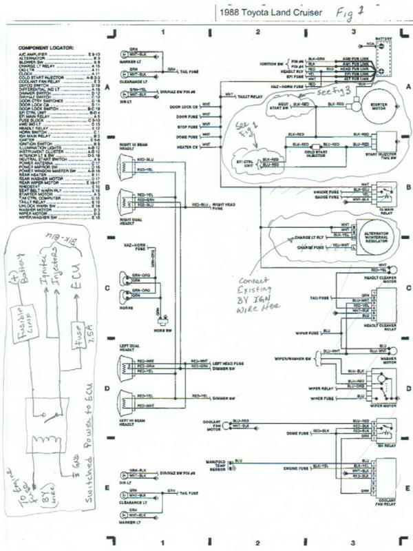 toyota headlight wiring upgrade