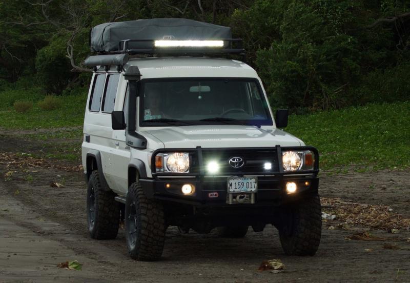 Usa Nicaraguahzj7lc Troopy For Sale Ih8mud Forum