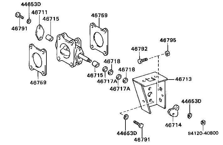 toyota coaster exhaust brake wiring diagram