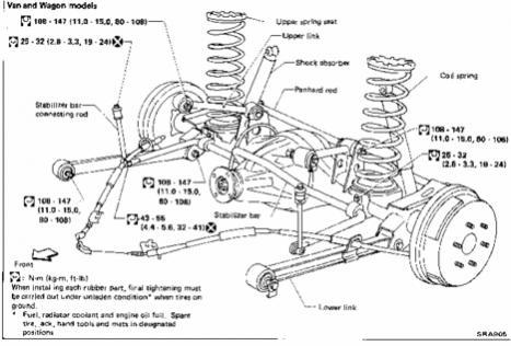 1994 ford ranger 2 3 Diagrama del motor