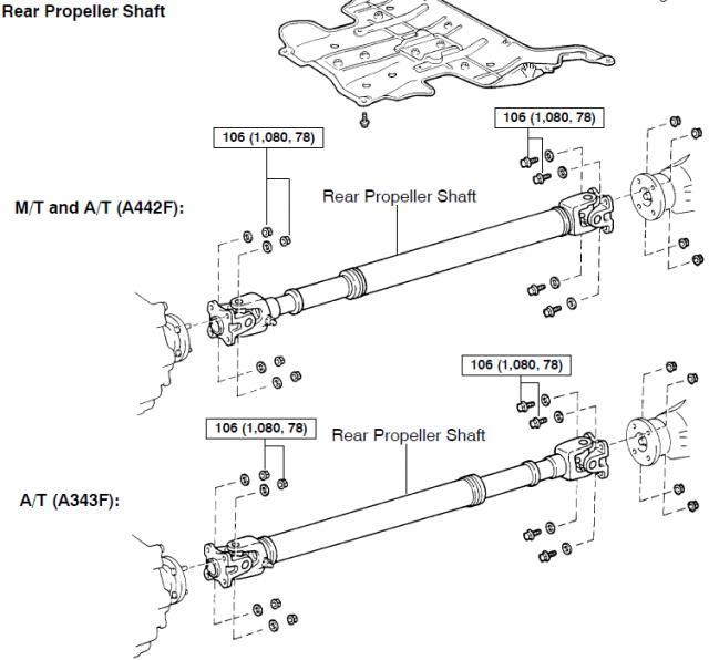 2012 toyota sequoia Motor diagram