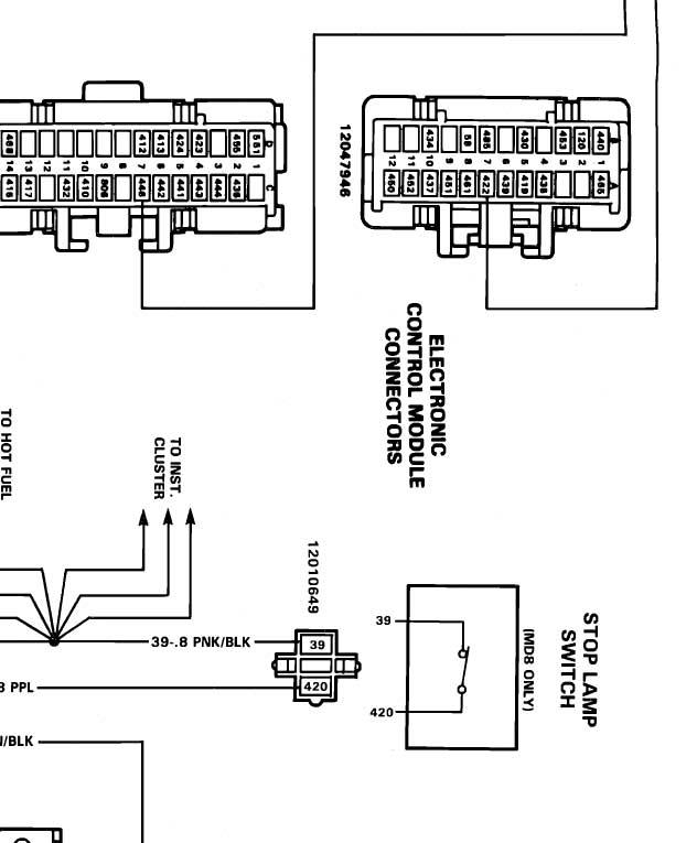 lockup tcc wiring harness