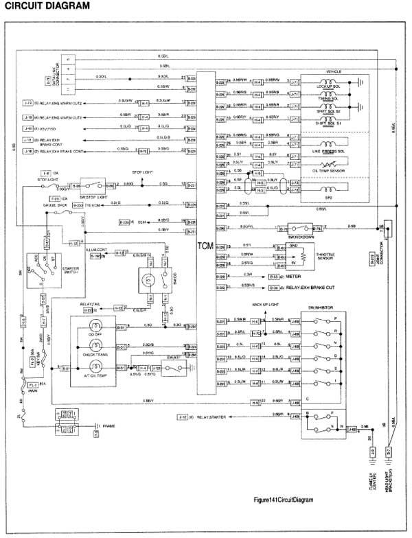 tcm wiring diagram