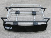 Thule Roof Rack with Cargo Basket | IH8MUD Forum