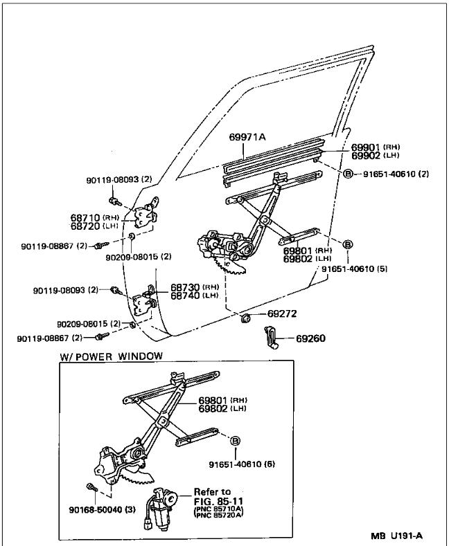 mad max Motor diagram