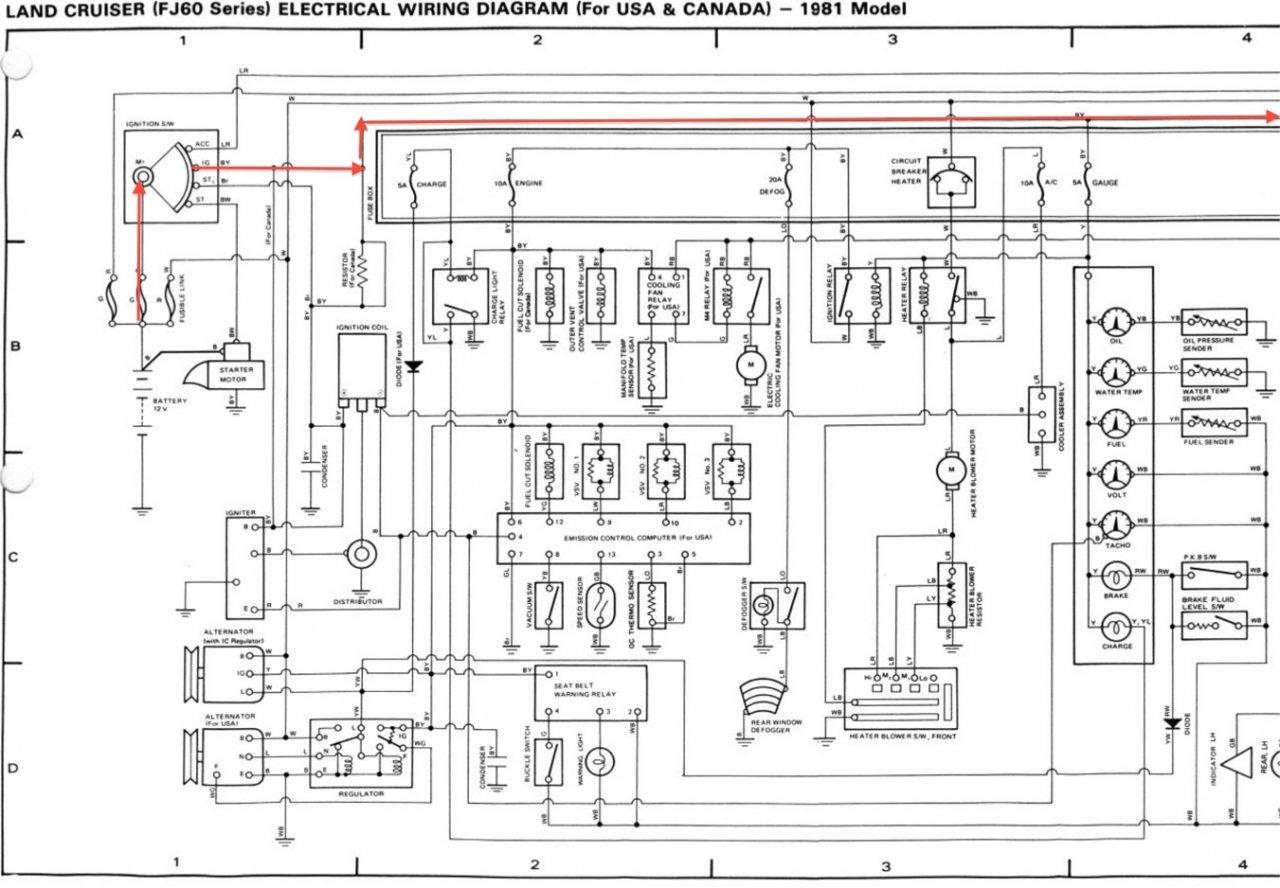 wiring diagram for commercial overhead door