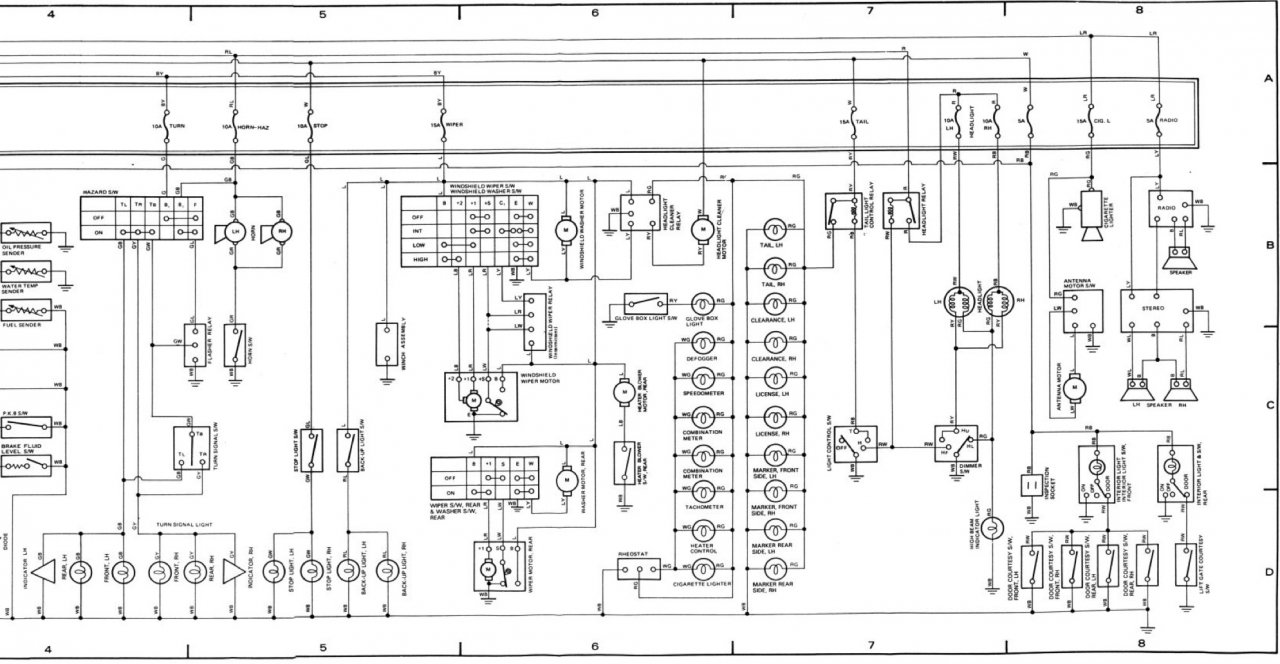 wiring diagram for rv slideouts