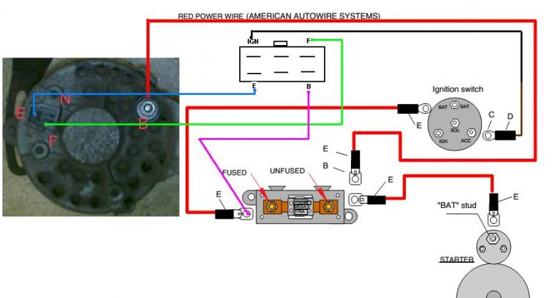 For Electronic Ignition Wiring Diagram For Ih Voltage Regulator Ext How It Works Page 7 Ih8mud