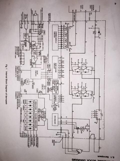 Input Wiring Yaskawa Servopack for Miyano lathe - LinuxCNC