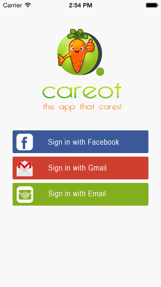 Careot - Nutrition Tracker Review - Diet, Nutrition, and Weight - nutrition tracker