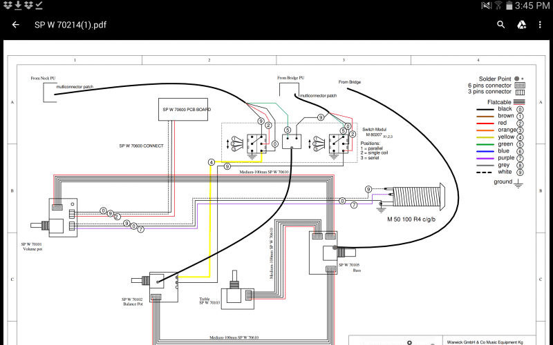 fortress wiring diagram