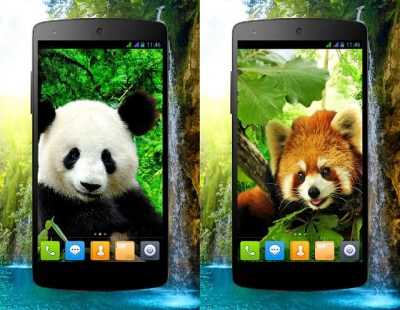 3D animals parallax Live wallpapers - Android Forums at AndroidCentral.com