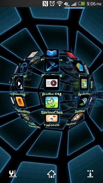 Neon Wallpaper 3d Next Launcher 3d Android Forums At Androidcentral Com