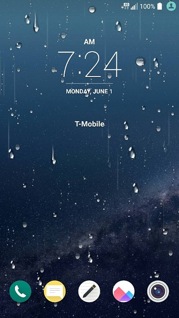 Lg Animated Wallpaper Weather On Lock Screen Android Forums At Androidcentral Com