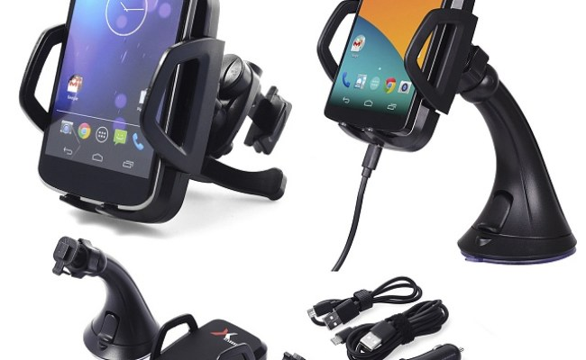 Wireless Charging With Magnetic Car Mount Android