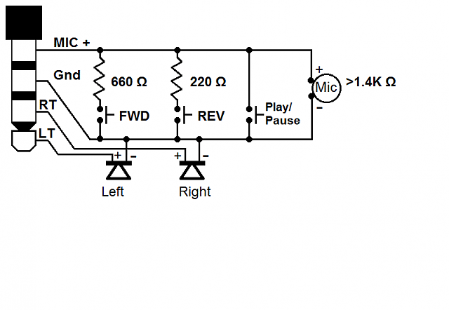 samsung audio jack diagram