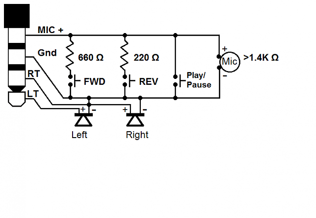 headphone microphonebo wiring diagrams