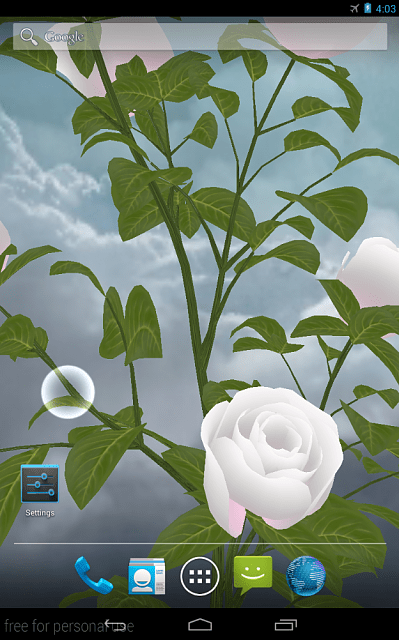 3d Live Wallpaper Themes Free Roses 3d Live Wallpaper Android Forums At