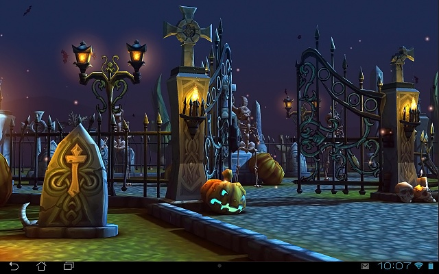 3d Live Wallpaper For Android Tablet Free Download Halloween Cemetery 3d Lwp Android Forums At